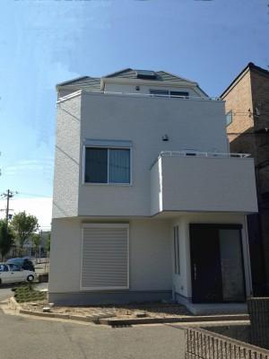3階建て住宅 H邸